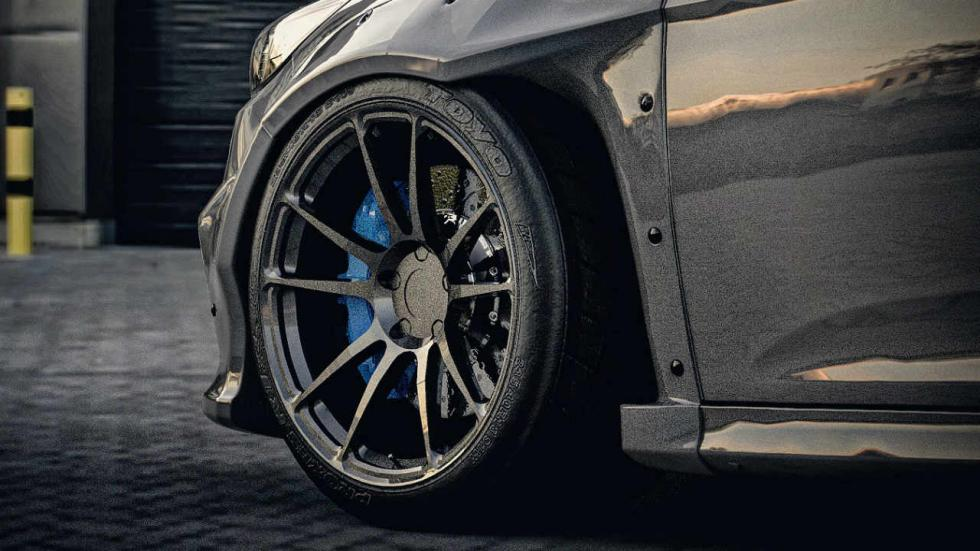 Fortune Flares Ford Focus RS