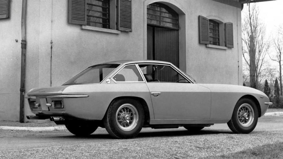 Lamborghini Espada e Islero 50 años