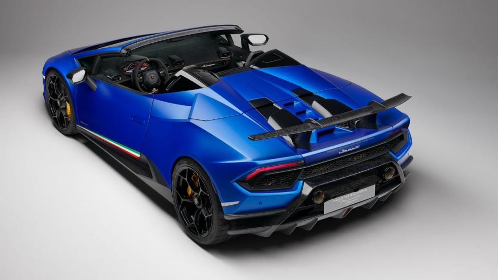 Lamborghini Huracan Perfomante Spyder