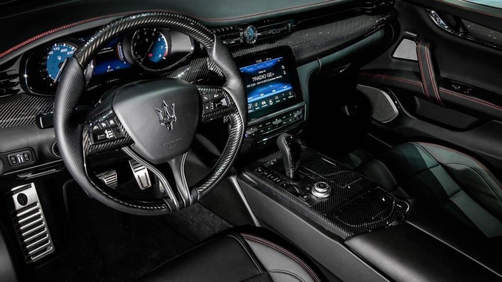Maserati Nerissimo Edition