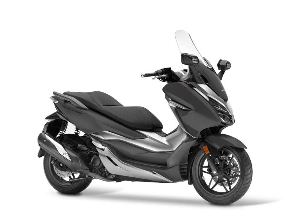 Nuevo Honda Forza 300 2018