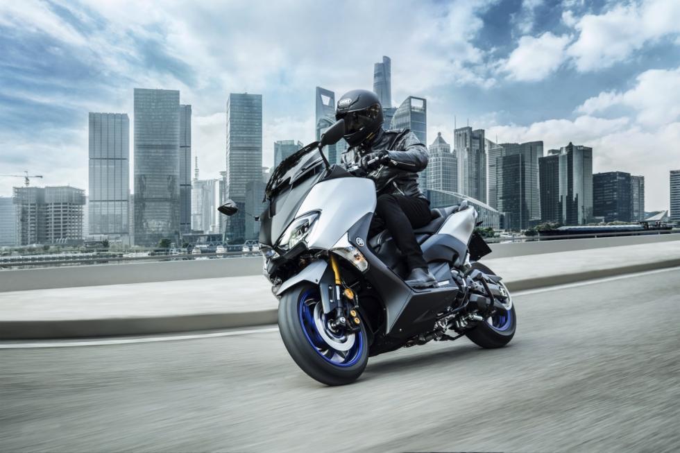 Nuevo Yamaha TMax SX Sport Edition 2018