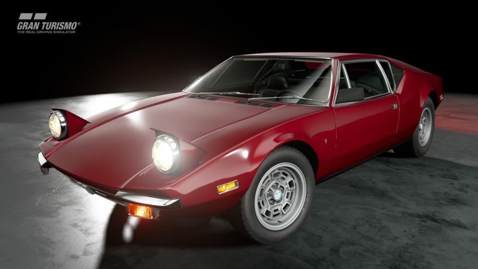 Nuevos coches Gran Turismo Sport 1.13
