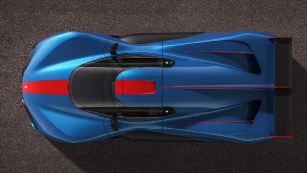 Pininfarina H2 Speed 2019