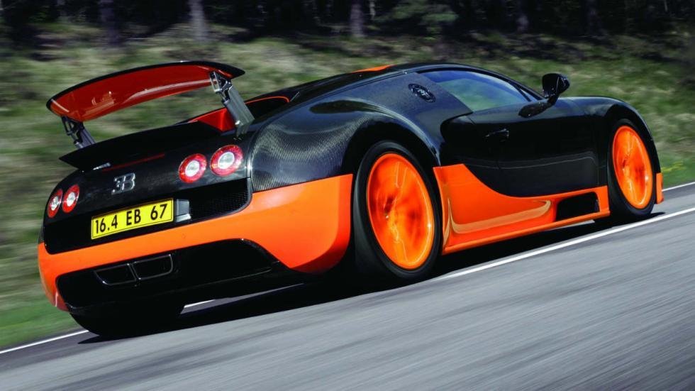 Cuál era el precio del Bugatti Veyron Super Sport? -- Autobild.es on