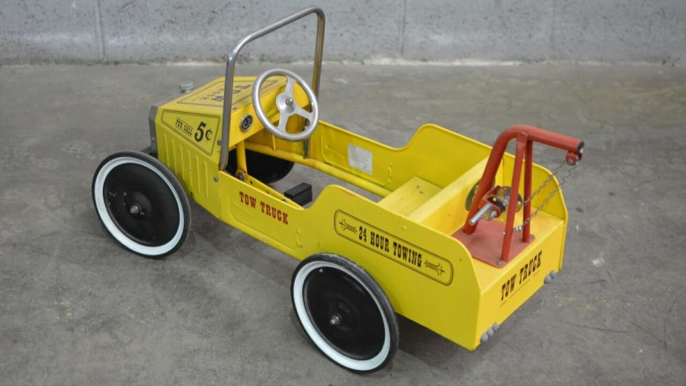 Subasta colección coches a pedales