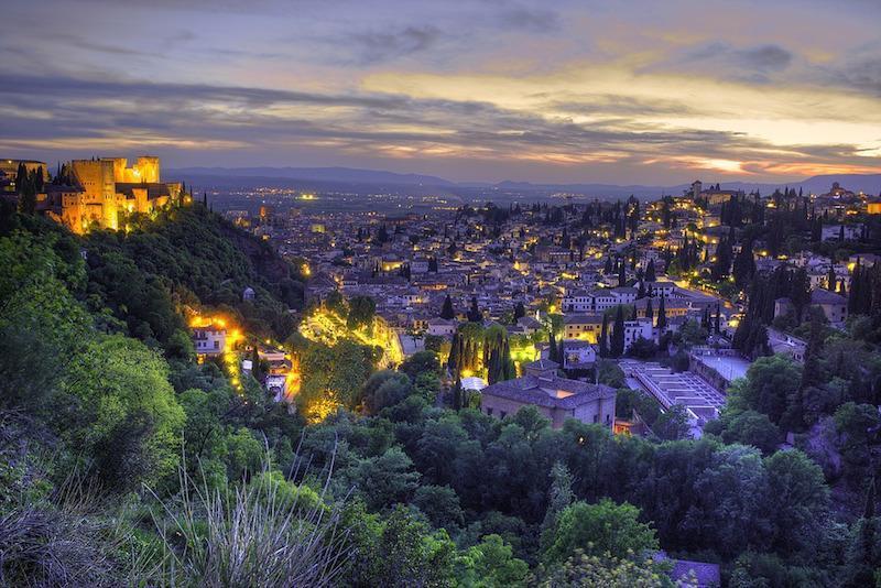 8. Granada