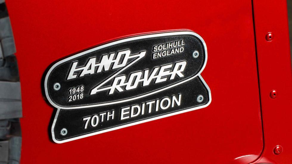 70 aniversario de Land Rover