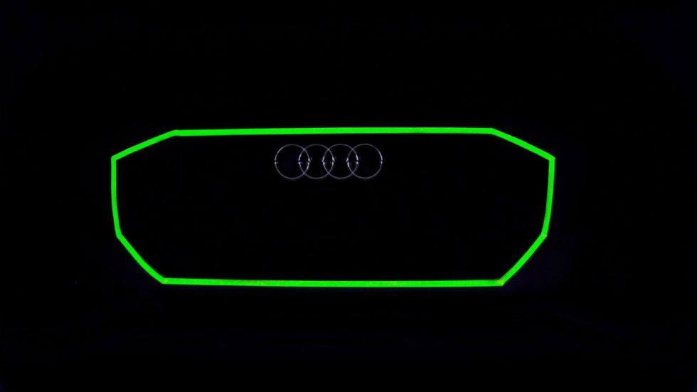Adelanto Audi Q8