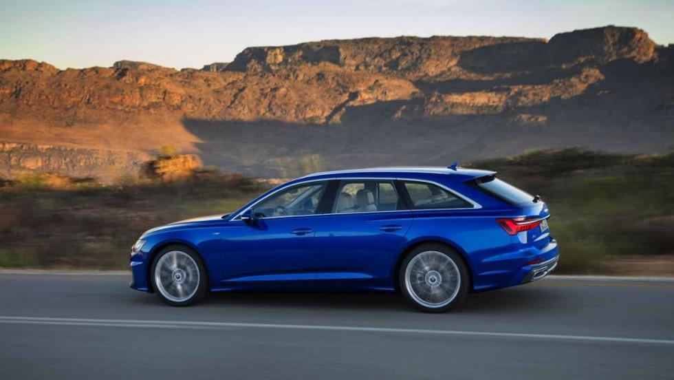 Audi A6 Avant 2018