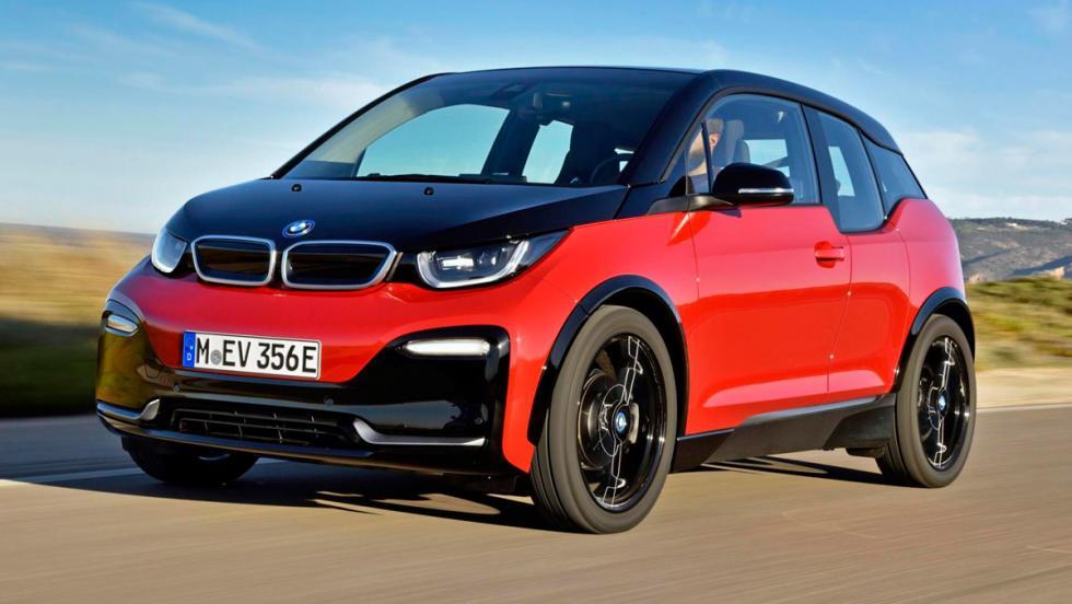 BMW i3S: 0-100 km/h en 6,9 s.