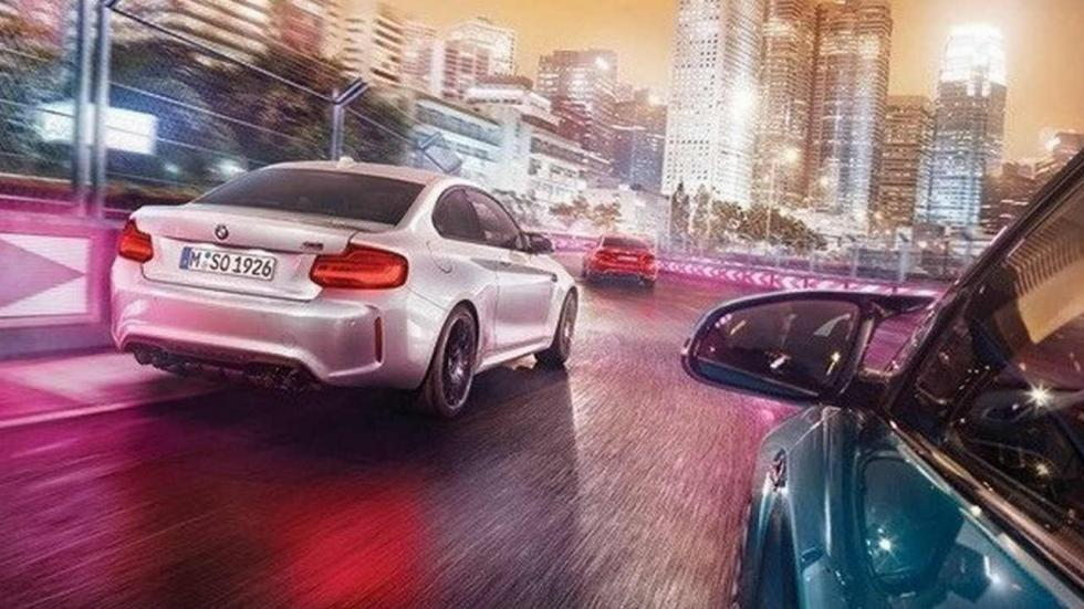 BMW M2 Competition, ¡filtrado!