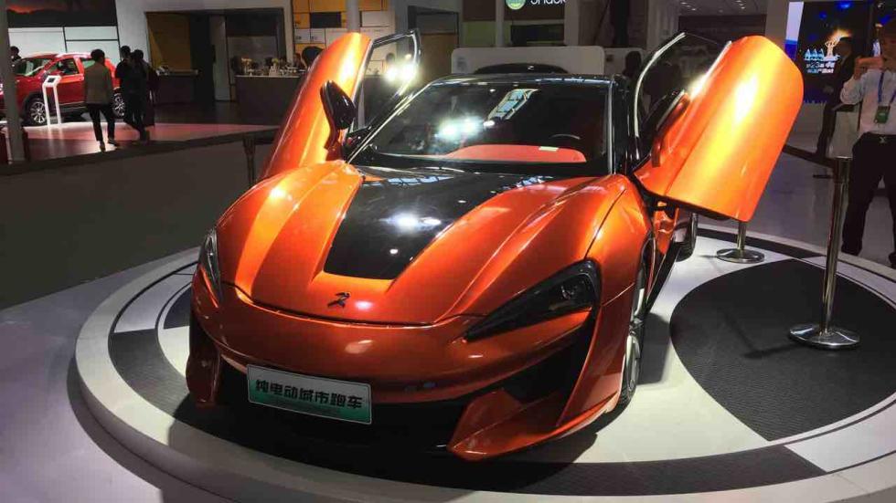 KDC Regalo, el falso McLaren