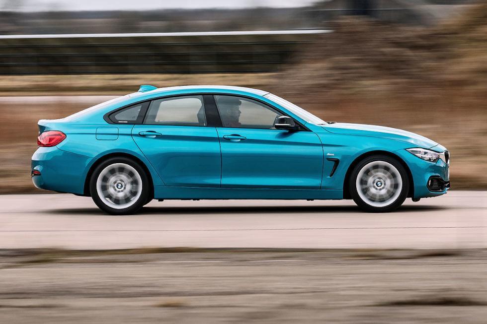 Kia Stinger vs BMW Serie 4 Gran Coupé y Audi A5 Sportback