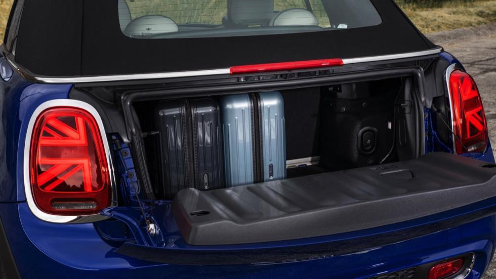 Mini Cabrio Cooper S 2018