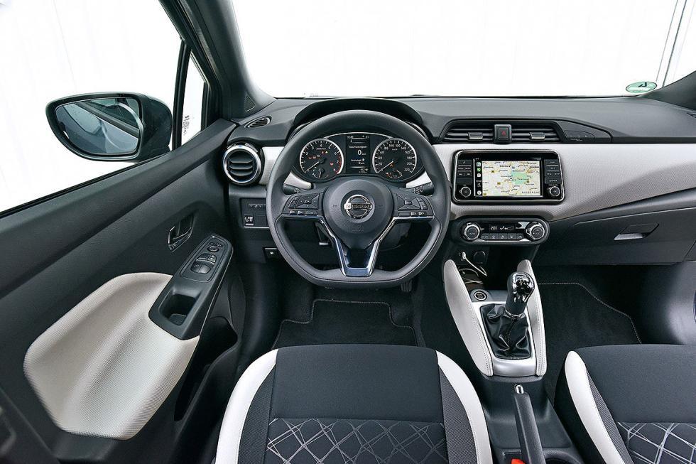 Nissan Micra vs Volkswagen Polo