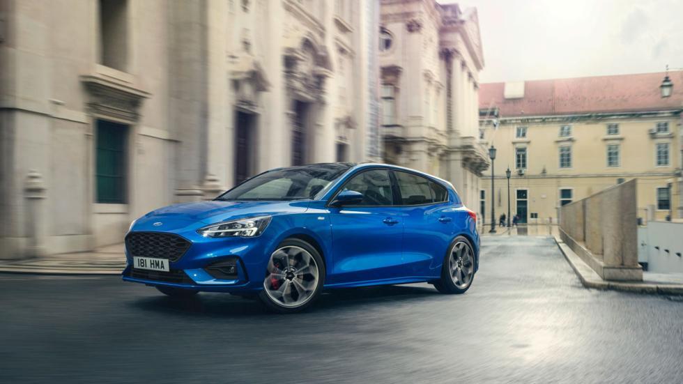 Nuevo Ford Focus 2018