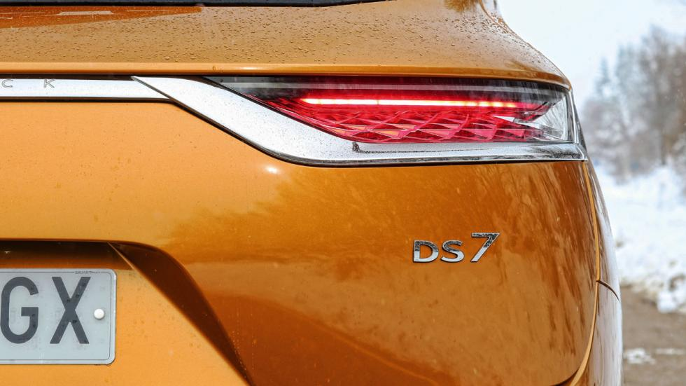 Prueba DS7 Crossback