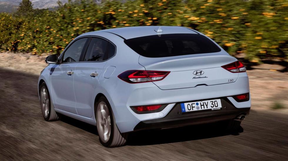 Prueba Hyundai i30 Fastback 1.4 T-GDi 140 CV