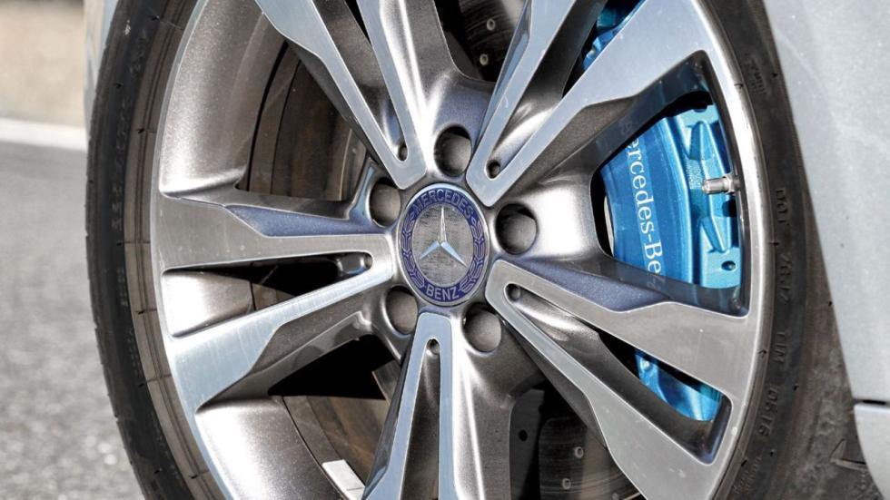 Prueba Mercedes Clase C 350e