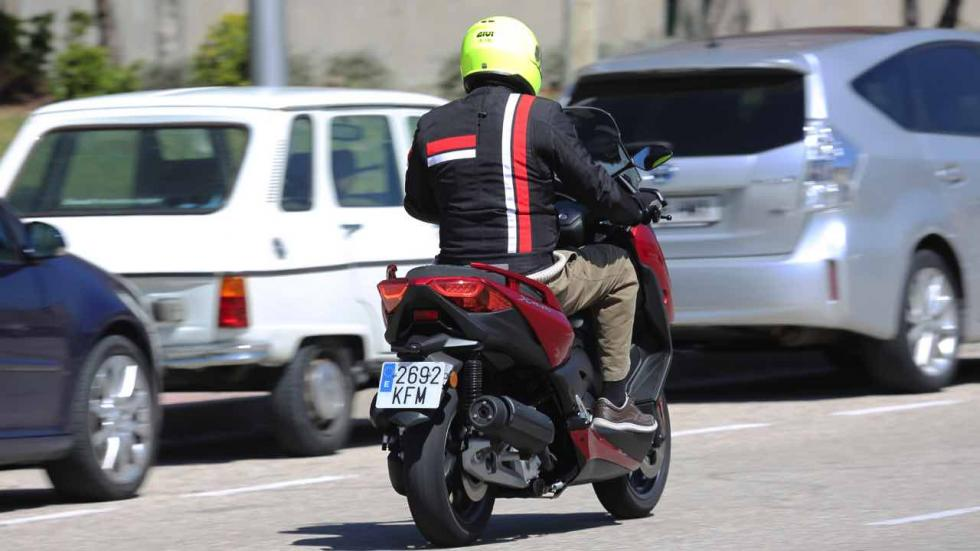 prueba yamaha x max 125 2018 uno de los mejores scooters para el carnet b motos. Black Bedroom Furniture Sets. Home Design Ideas