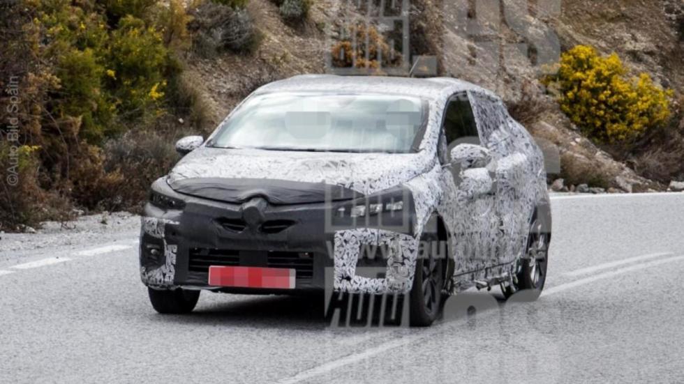 Renault Clio 2019 fotos espía II