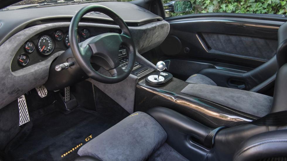 Subasta Lamborghini Diablo GT 1999