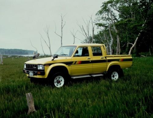 Toyota Hilux 3 generación