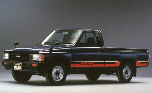 Toyota Hilux 4 generación