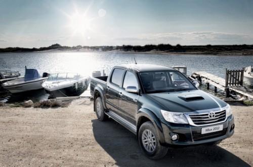 Toyota Hilux 7 generación