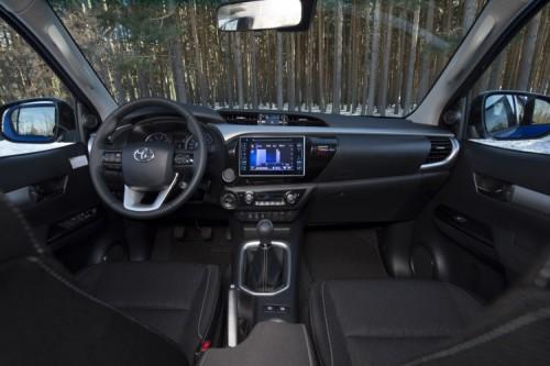 Toyota Hilux 8 generación