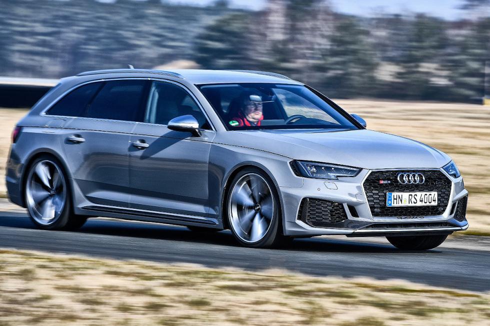 Al volante: Audi RS 4 Avant y Alpina B3 S Touring