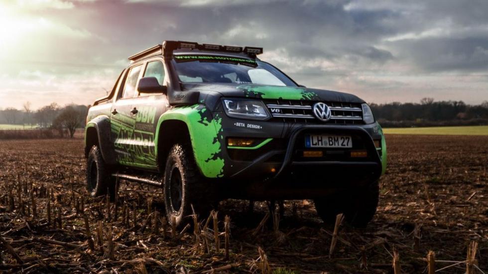 Volkswagen Amarok by BBM Motorsport