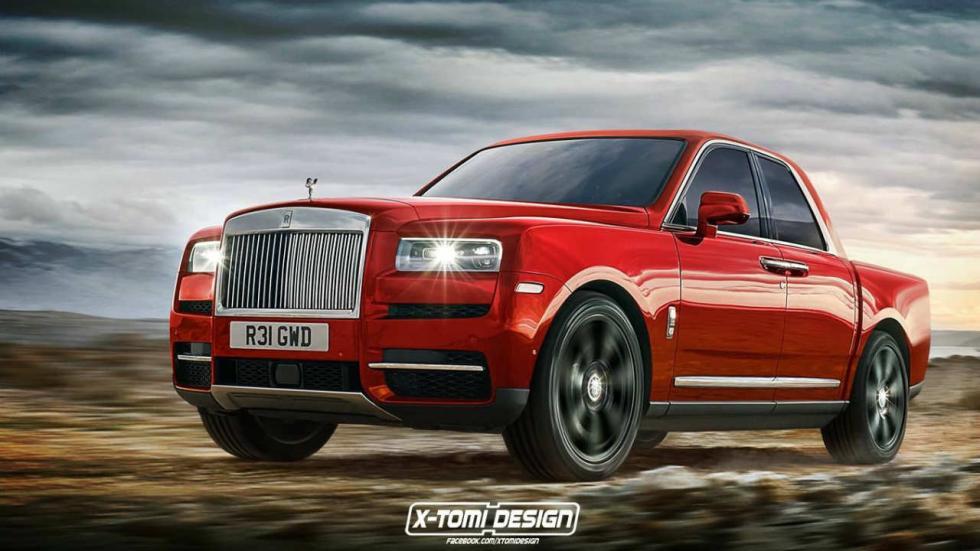 6 carrocerías para el Rolls-Royce Cullinan