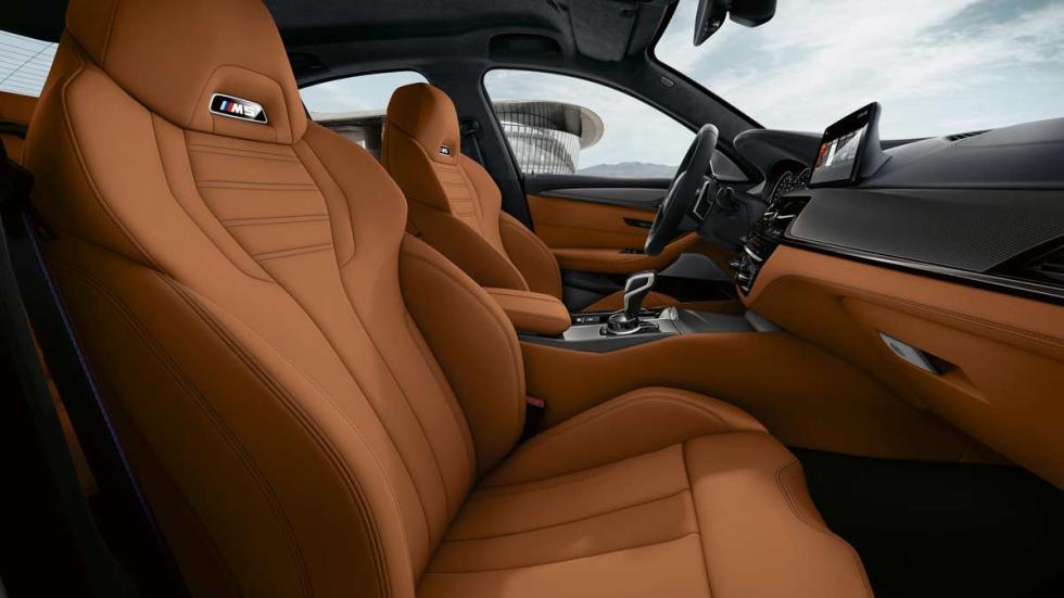Berlina sedan deportivo lujo altas prestaciones