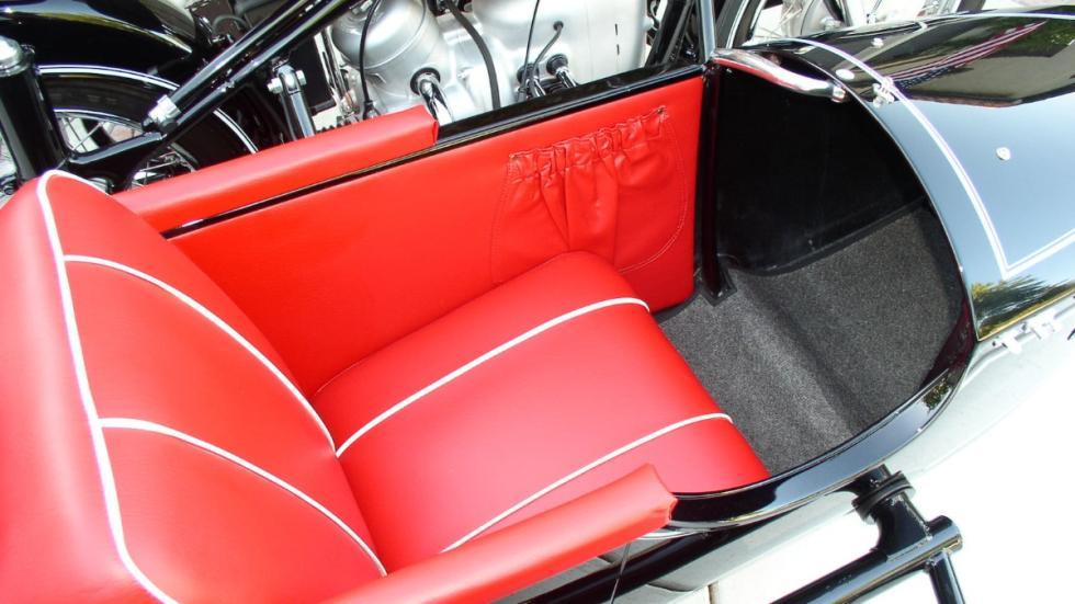 BMW R60 con sidecar