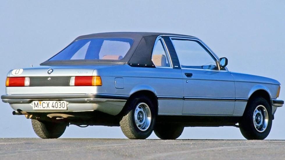 BMW Serie 3 E21 Baur