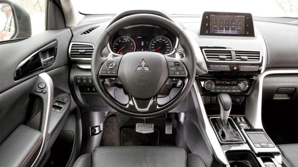 Mitsubishi Eclipse Cross contra Skoda Karoq