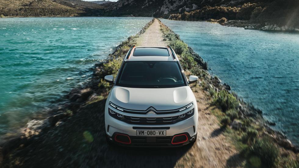 Nuevo Citroën C5 Aircross 2018