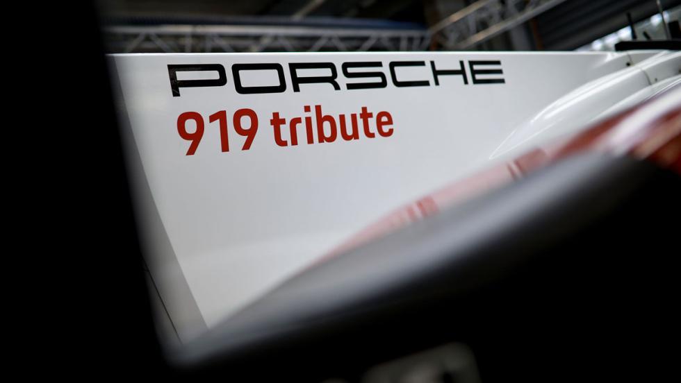 Porsche 919 Hybrid Evo récord Spa