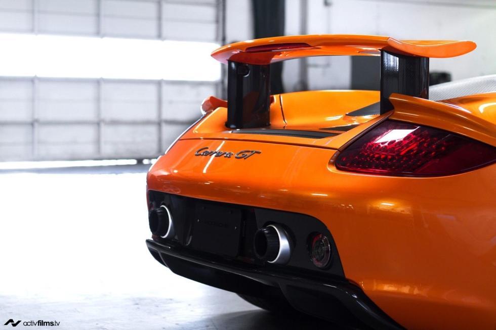 Porsche Carrera GT a la venta en eBay