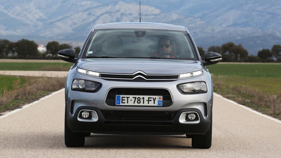 prueba Citroën C4 Cactus Puretech 130