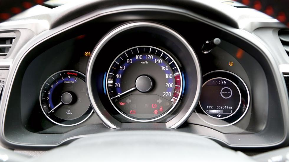 Prueba Honda Jazz 1.5 i-VTEC Dynamic