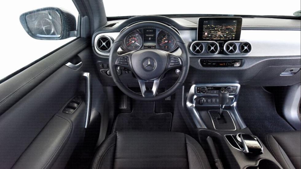 Prueba Mercedes Clase X 250 d