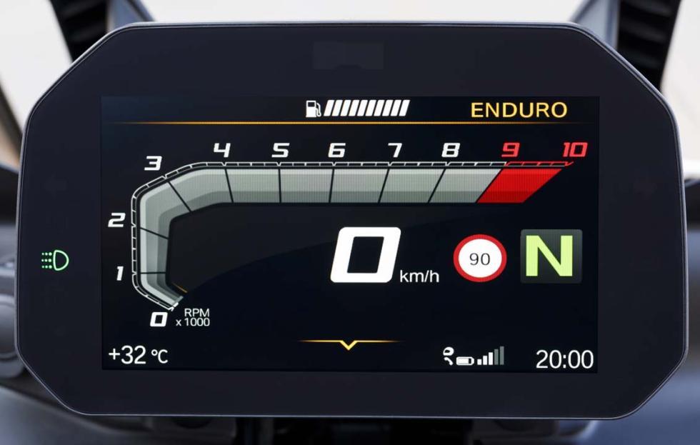 Prueba de la nueva BMW F850GS 2018