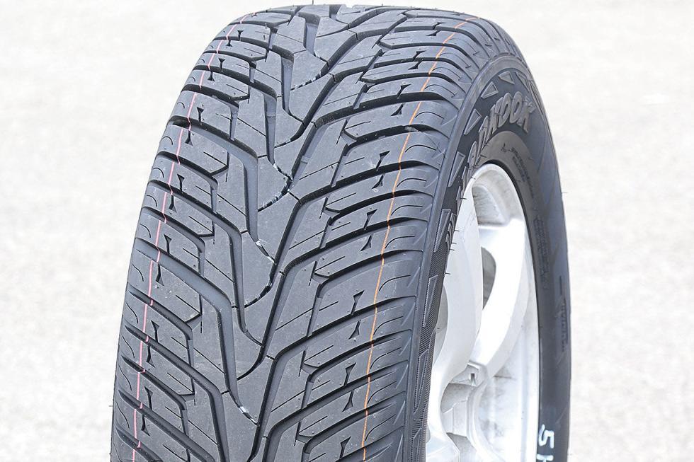 Test de neumáticos de veranos para SUV 2018
