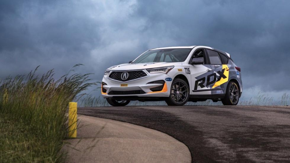 Acura Pikes Peak 2018