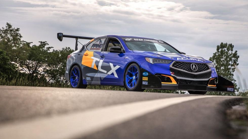 un acura rdx de 350 cv se enfrentar al pikes peak 2018. Black Bedroom Furniture Sets. Home Design Ideas