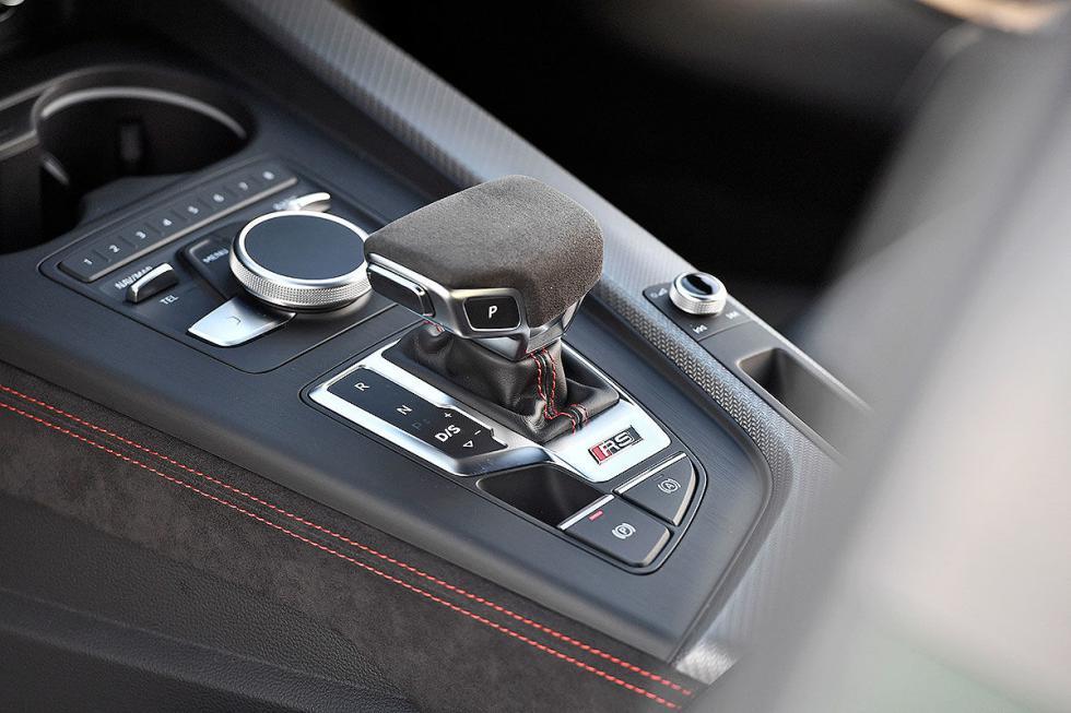 Audi RS 5 vs Alfa Romeo Giulia Quadrifoglio