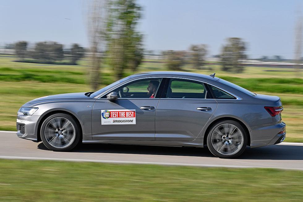BMW Serie 5 contra Audi A6 2018